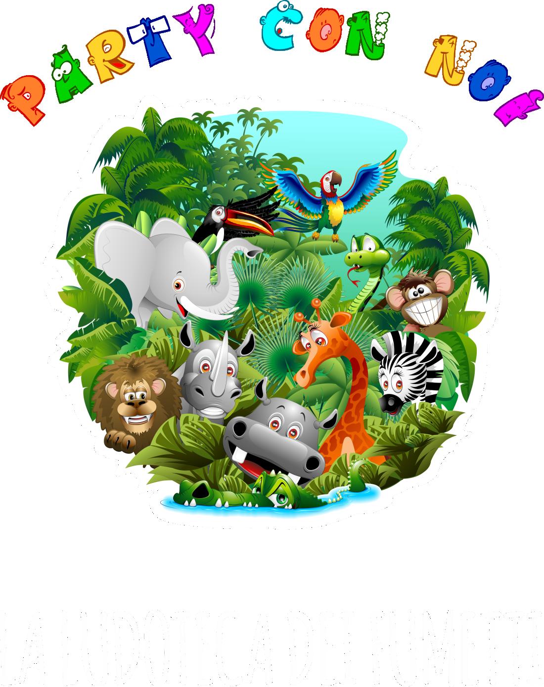 Party con Noi – Sala Giochi e Feste per bambini Logo